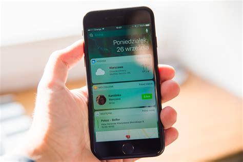 Iphone 7 G Iphone 7 iphone 7 testujemy najnowszy telefon apple a