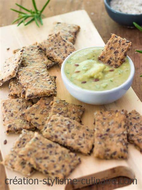 cuisiner sans gluten crackers sans gluten aux graines