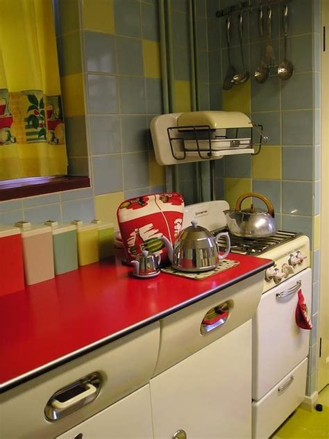 Retro Kitchen Ideas mind blowing kitchen countertops ideas retr 244 decora 231 227 o