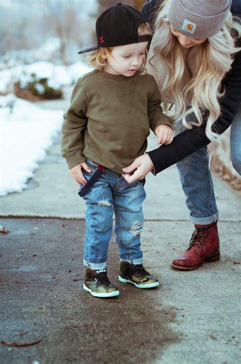 toddler grunge style baby boy skinny jeans suspenders