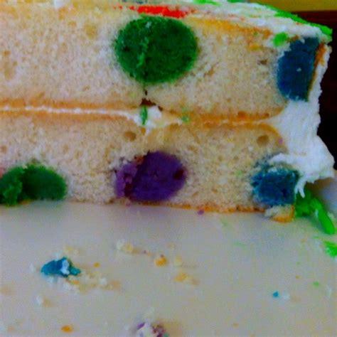 inside out polka dot cake cakes i make