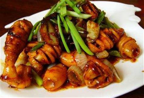 22 Resep Aneka Seafood resep cumi goreng manis pedas spesial aneka resep