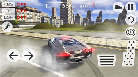 mod game cars apk android game application extreme car driving simulator