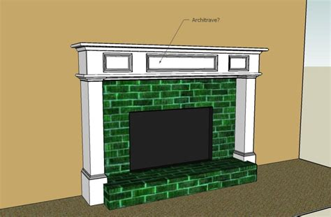Fireplace Parts Names by Can You Name These Fireplace Trim Parts Carpentry