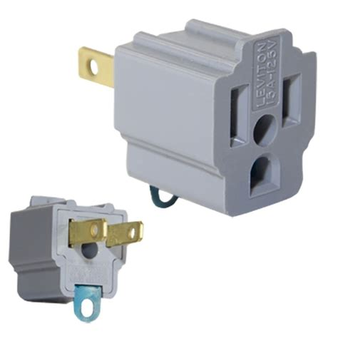 convert light socket to 3 prong outlet ac outlet adapter 3 prong convert to 2 blade grounding