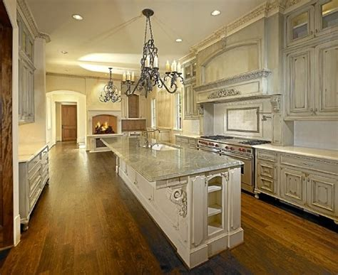 Dream Home Layouts by Michael Molthan Luxury Homes Traditional Kitchen