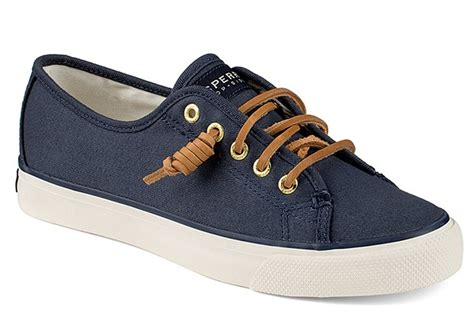 are sperrys comfortable sperry womens comfortable fashion seacoast canvas sneaker
