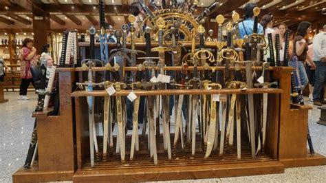 inside the sword shop by sword shop fotograf 237 a de tienda de espadas de toledo
