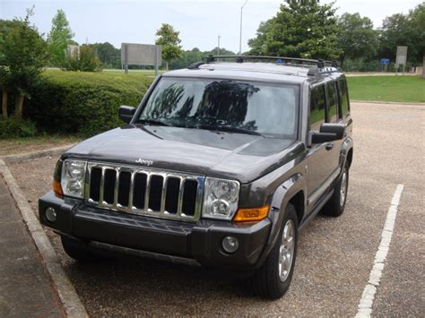 Jeep Commander 06 2006 Jeep Commander Pictures Cargurus