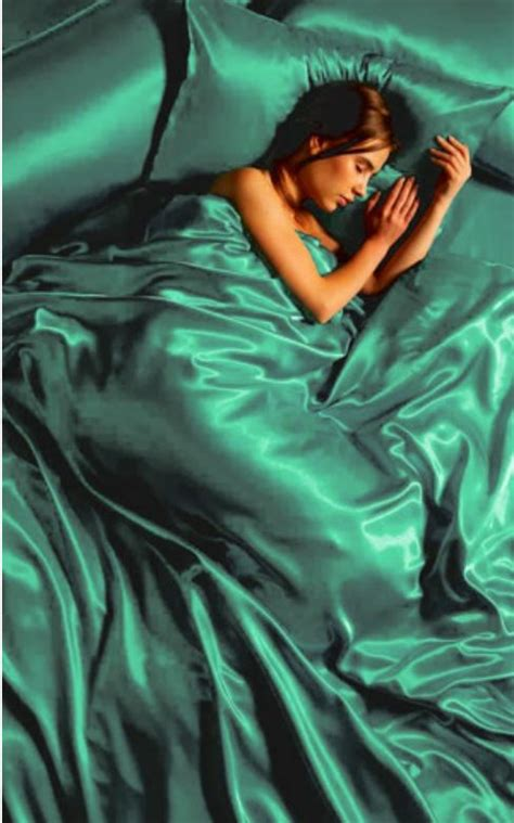 satin bed sheets satin bedding sets 6 piece set duvet cover fitted sheet pillowcases ebay