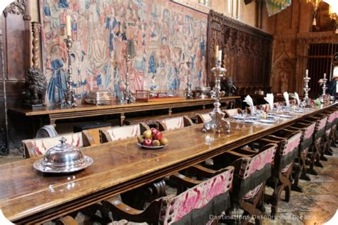 Hearst Castle Dining Room Hearst Castle Hilltop Opulence And Destinations Detours And Dreams