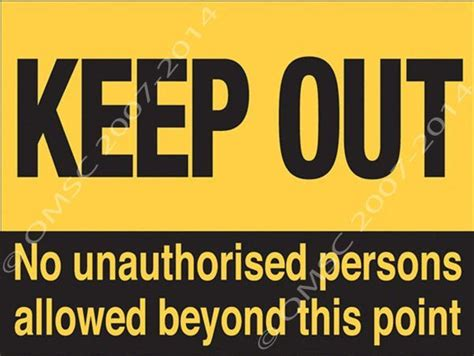 keep out signs for bedroom doors keep out metal sign warning kid bedroom door hazard ebay