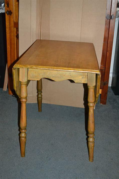 vintage drop leaf farm table antique primitive drop leaf farm table and 49 similar items