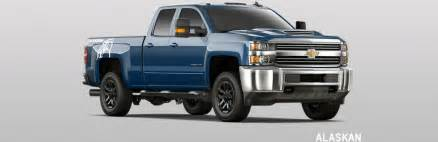Chevrolet Silverado Special Edition Chevy Silverado Special Editions In Colorado Springs Co