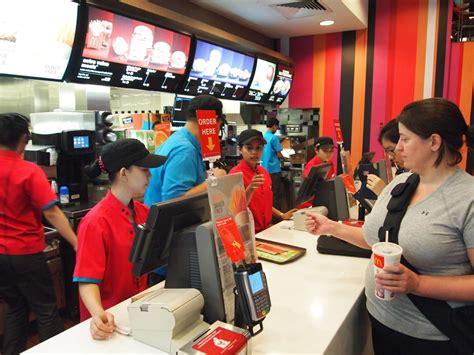 image gallery mcdonald s cashier