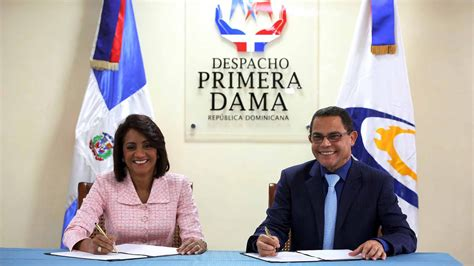 convenio 2016 de dama de compania convenio de infotep con despacho primera dama beneficiar 225