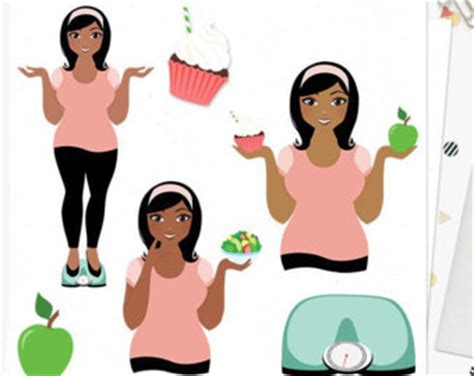 weight management reading weight loss clipart etsy
