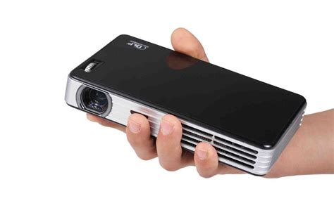 Mini Proyektor Qumi vivitek qumi q5 bright hd pocket projector black