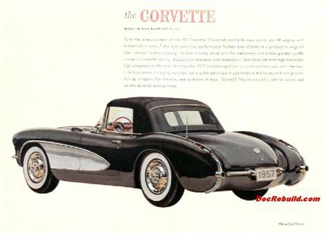 dr rebuild corvette products dr rebuild s corvette archive