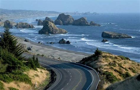 Pch Oregon - 329 best images about road trip usa on pinterest montana highway map and highway 1