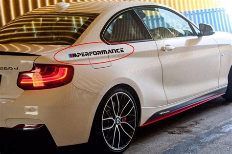 Bmw Pink Sticker by Product Bmw M Performance New Logo 2016 Side Logo Decal