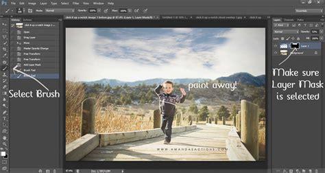 tutorial photoshop overlay sky overlays photoshop tutorial