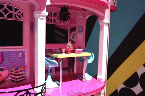 barbie dream house 2015 barbie 2015 dream house dining room growing your baby
