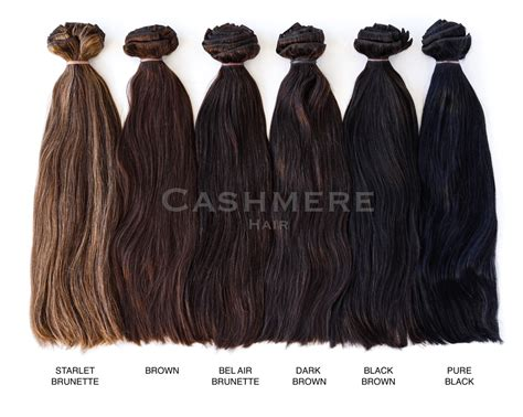 brown clip in hair extensions cashmere hair hair extension color chart cashmere hair clip in extensions