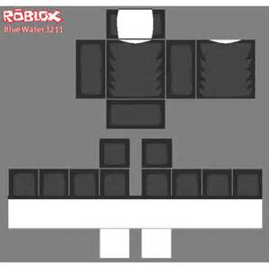 roblox tshirt template black t shirt template roblox