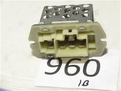 blower motor resistor for 2005 dodge caravan 2001 2005 dodge grand caravan 04885583aa resistor blower motor oem 1b1376 ebay
