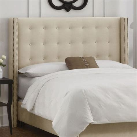 Studded Headboard Diy by 35 Best Images About Upholstered Headboards On Diy Headboards Upholstered