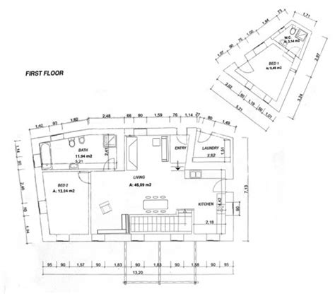 Underground Floor Plans by Underground Garage House Plans