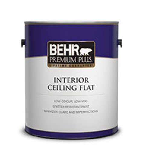 premium plus 174 interior ceiling paint behr paint
