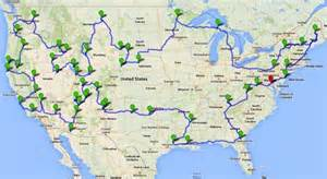 us map of the national parks national parks