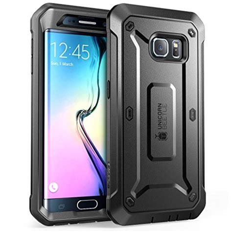 Samsung Galaxy C9 Pro Protector Pouch With Holster cover per samsung galaxy s6 edge lancio 2015 supcase