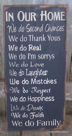 home decor rules home decor wall hanging signs on pinterest family