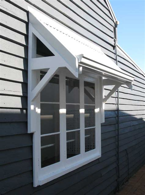 exterior window awning federation window awning google search renos