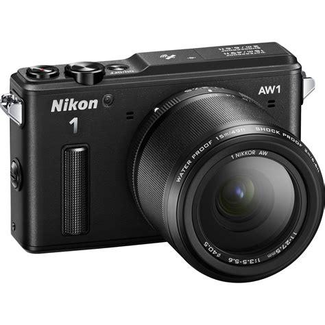 nikon  aw mirrorless digital camera   mm lens