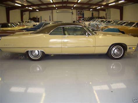 1971 Chrysler Imperial by 1971 Chrysler Imperial Lebaron Two Door Hardtop