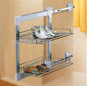 Closet Pull Rack by Closet Hardware Side Pull Out Shoe Rack For Storage Shoes