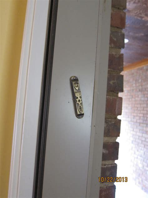Door Mezuzah by Door Mezuzah Why Put A Mezuzah On Every Door