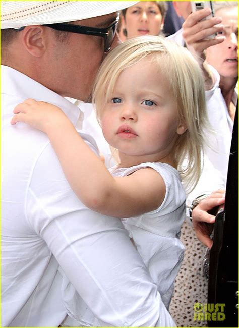 Brad Pitt And Shiloh The Most Beautiful Picture by 104 Best Images About Shiloh On Birthdays