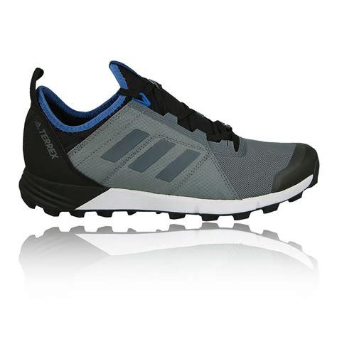 Adidas Mens adidas terrex agravic speed mens grey running sneakers