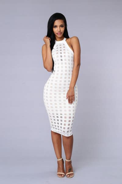 Fashion Nova Gift Card - brickhouse dress white fashion nova