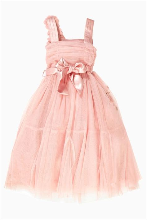 Next Pink Dress next pink occasion dress 3 14yrs shopstyle co uk