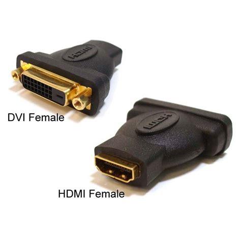 Ztek Mini Dvi To Dvi Cable harga jual hdmi to dvi d