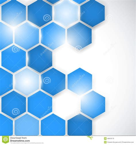 abstract new year background vector design abstract background hexagon vector stock vector