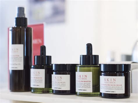comfort zone products professional italian skincare brand comfort zone enters