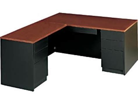 Left L Shaped Desk Milan L Shaped Office Desk Left Mln 6672l Office Desks