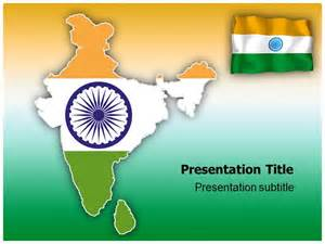 India Powerpoint Template by India Powerpoint Templates And Backgrounds